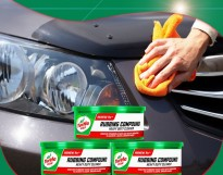 TURTLE WAX® RENEW RX™ RUBBING COMPOUND HEAVY DUTY CLEANER 10.5 OZ.