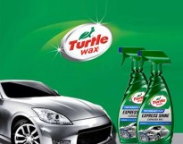 TURTLE WAX® PERFORMANCE PLUS™EXPRESS SHINE® CARNAUBA WAX 16 FL.OZ.