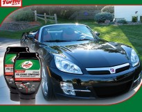 TURTLE WAX® PERFORMANCE PLUS™EXPRESS SHINE® CARNAUBA WAX 16 FL.OZ. CARNAUBA ENRICHED FOR INCREDIBLE SHINE AND DURABILITY